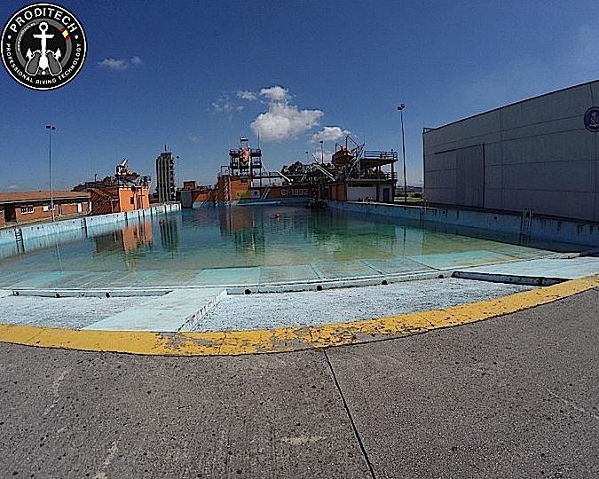 Instalaciones Proditech Centro de Seguridad Marítima Jovellanos