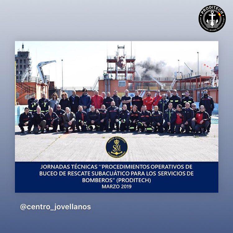 Procedimientos Operativos de buceo de rescate subacuático para los servicios de bomberos