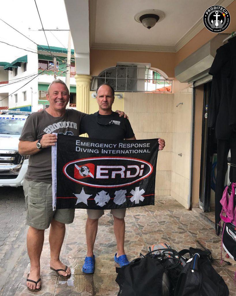 Republica Dominicana Erdi Divers Public Safety Dive
