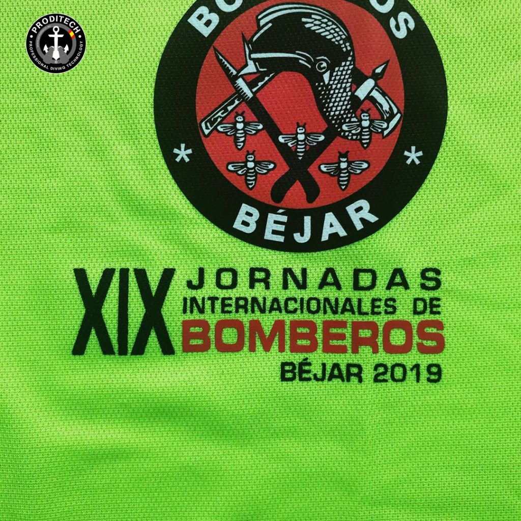 inalizadas las XIX Jornadas Internacionales Bomberos Béjar.