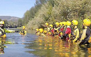 Rescate en rios y riadas