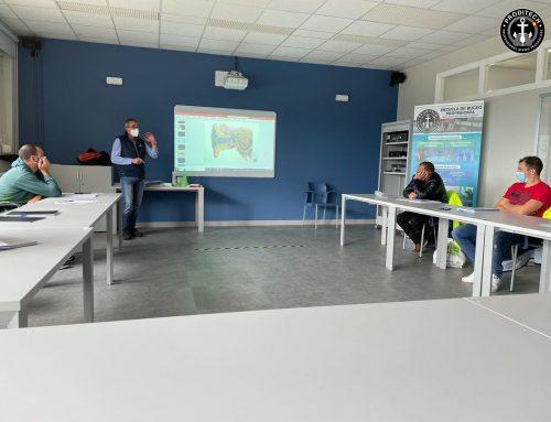 Curso buceador profesional recolector de recursos marinos